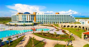 AQUASİS DELUXE RESORT